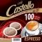 Castello Espresso 100 szt.